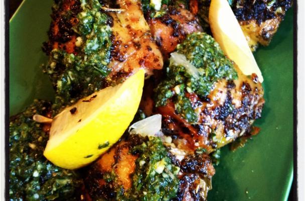 Garlic & Herb Roasted Chicken