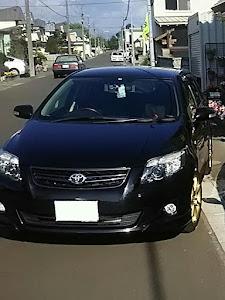カローラフィールダー NZE141G 1.5X'GEDITION 21年車 後期のカスタム事例画像 hiroさんの2018年08月03日12:40の投稿