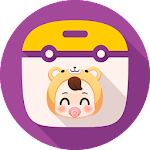 Baby Age Widget - Day Countdown Icon