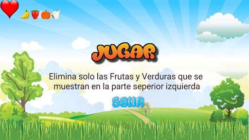 Frutas y Vegetales  screenshots 2