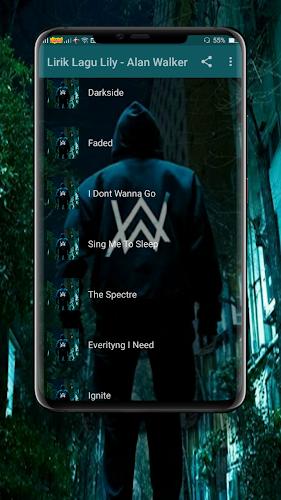 Lirik Lagu Ignite Alan Walker : lirik, ignite, walker, Download, Lirik, Walker, Terupdate, Latest, Version, Android