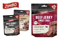 Angebot für ZIMBO Beef Jerky 75g im Supermarkt REWE