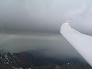 Photo: Und plötzlich schüttet es scheinbar überall in der Ostschweiz.