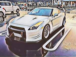 NISSAN GT-R  08年プレミアムエディションのカスタム事例画像 マッキーさんの2021年01月26日12:37の投稿