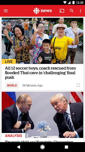 CBC News Apk apps 2