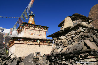 Photo: Lho - Sama Gompa