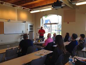 Photo: Rain Garden Rebate Program Education Workshop May 2014