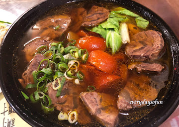 王記川味牛肉麵
