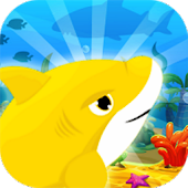 Baby Shark Run Adventure Game