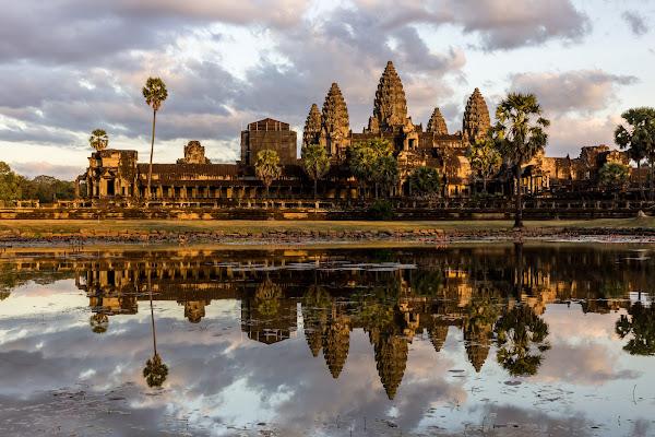 Saluti dalla Cambogia di Manuel G. Ph.