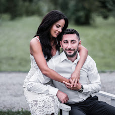 Wedding photographer Zalina Bazhero (zalinabajero). Photo of 18.08.2017