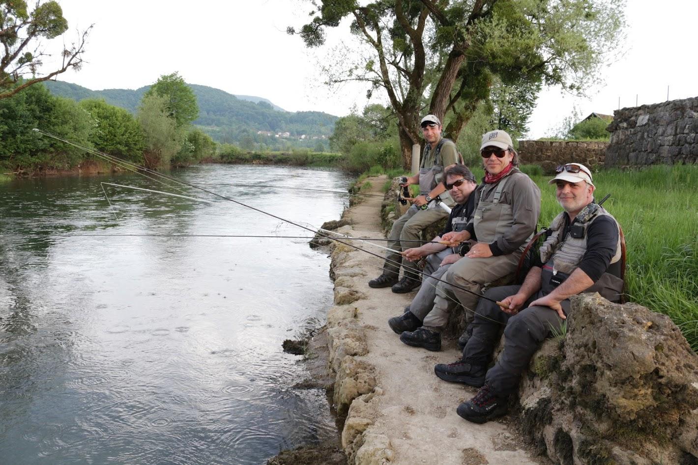 Липани и Даники - река Саница - Босна и Херцеговина