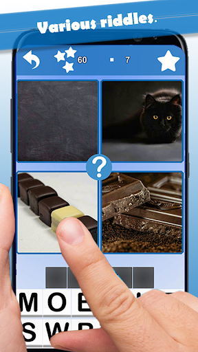 4 pics 1 word : The Odd One Out  screenshots 4
