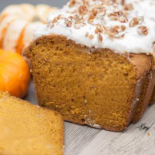 Pumpkin Spice Loaf.