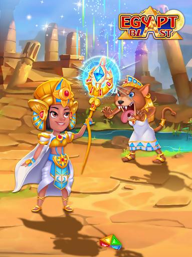 Egypt Blast Legend apktram screenshots 4