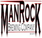 Logo for ManRock Brewing Company