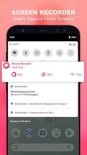 Screen Video Recorder  &  Screenshot 1.7 screenshots 4