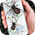 Spider in phone funny joke file APK for Gaming PC/PS3/PS4 Smart TV