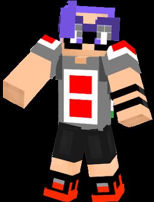 Splatoon Nova Skin