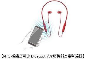 【画像】NFC機能