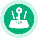 WiFi Router Password - Router Setup Page Password icon