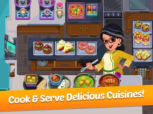 Chef Sanjeev Kapoor's Cooking Empire 1.0.5 screenshots 11
