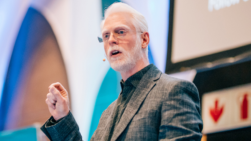 Perry Carpenter, chief evangelist and strategy officer at KnowBe4.