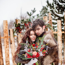 Wedding photographer Olga Dermanskaya (OlPhoto). Photo of 17.01.2016