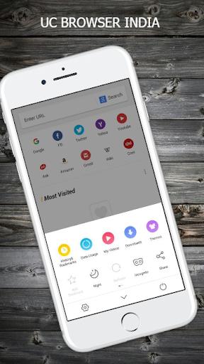 UC Browser 2020 -Free Fast Browser screenshot 5