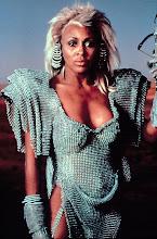 Photo: MAD MAX BEYOND THUNDERDOME,  (aka: Mad Max 3), Tina Turner, 1985. (c)Warner Bros. Courtesy: Everett Collection.