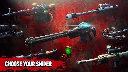 Zombie Hunter Sniper: Last Apocalypse Shooter apkpoly screenshots 4