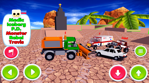 Toy Truck Drive apktram screenshots 6