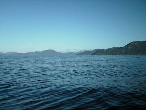 Photo: Verney Passage as seen from Wright Sound.