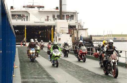 steam packet ferries
