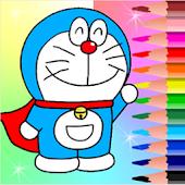 Coloring Kids Book