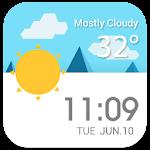 Daily Live Weather Widget εїз 16.1.0.47180