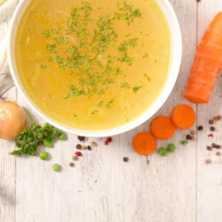 Garlic Ginger Vegetable Soup Recipes.