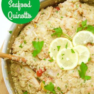 Amazing Seafood Quinotto.