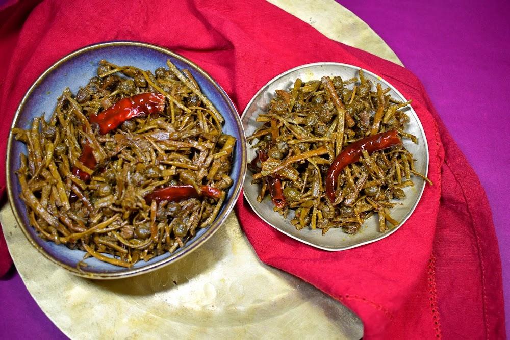 unique-dishes-india-Singri_Ki_Sabzi