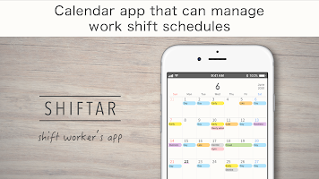 SHIFTAR - Shift Worker Calendar