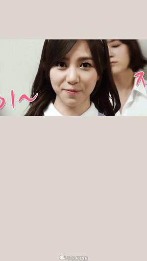 AOA Mina ライブ•壁紙 1
