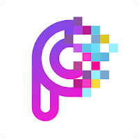 PixelArt Color by Number, Sandbox Coloring Book