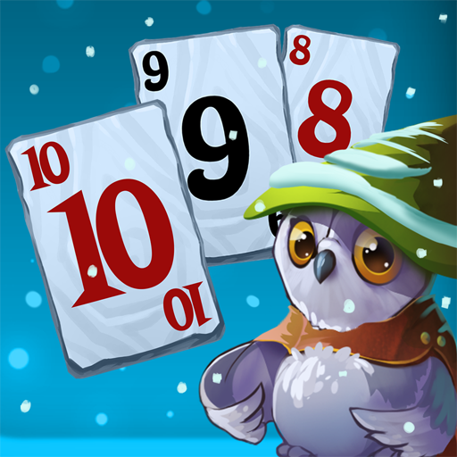 Solitaire: Frozen Dream Forest 紙牌 App LOGO-APP開箱王