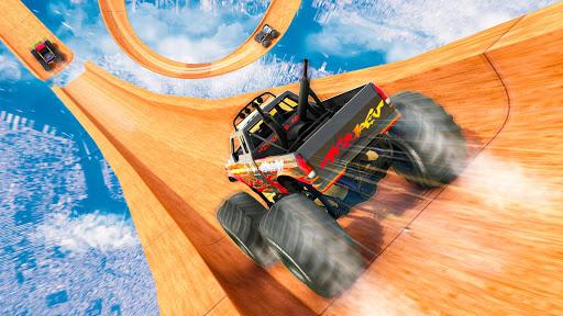 Real Monster Truck Games 2020 - New Car Games 2020 2.0.4 screenshots 4