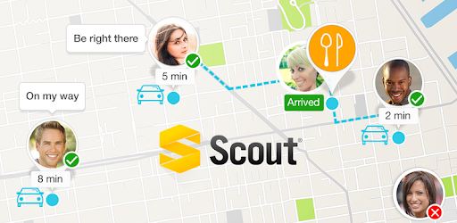 Scout dating app for android