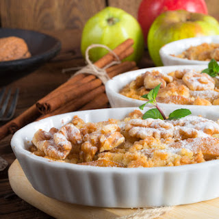 Baked Apples With Cinnamon Hearts Recipes