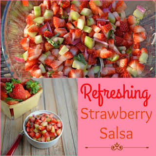 Strawberry Salsa.
