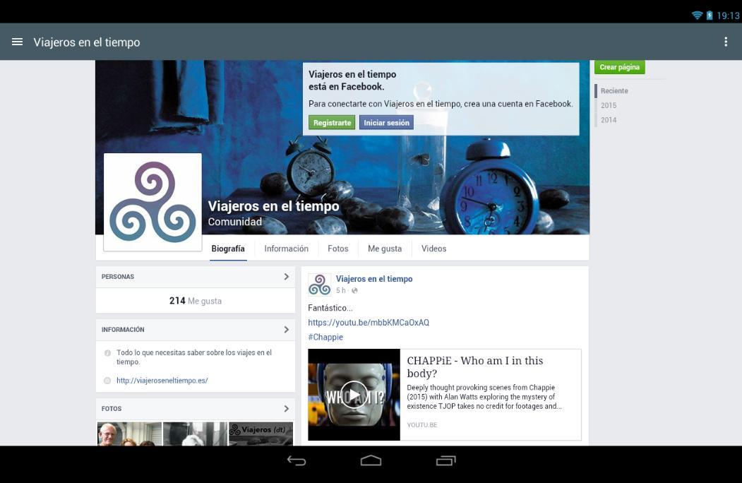 Viajeros en el tiempo aplicaciones de android en google play for Viajeros en el tiempo