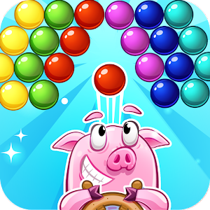 Piggy Bubble Shooter for PC and MAC