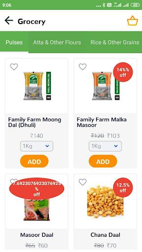 Peppermint - Bokaro Online Grocery Store screenshot 2